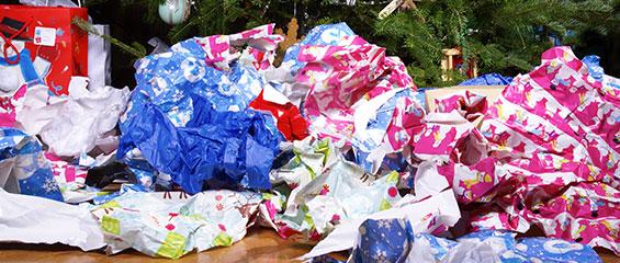 Tackling the Post Christmas Packaging